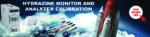 Hydrazine Calibration